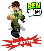 Click Here for our NEW 'Ben 10' Bouncy Castle