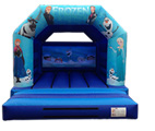Click Here for our NEW 'Frozen' Bouncy Castle
