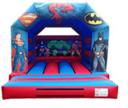 Click Here for our NEW 'Super Heroes' Bouncy Castle